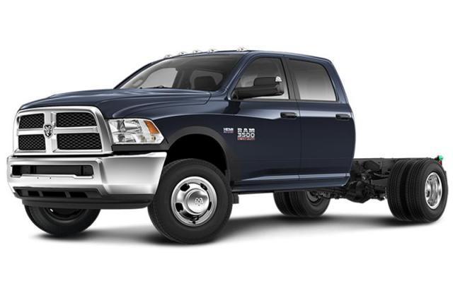 2018 Ram 3500 Chassis SLT Truck Crew Cab