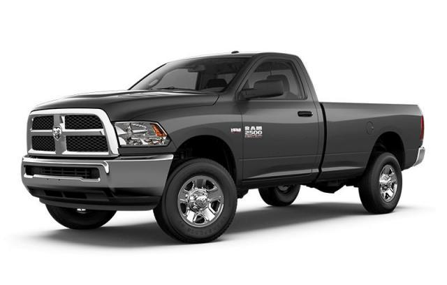 2018 Ram 2500 SLT Truck Regular Cab 3C6MR5BJ4JG307184