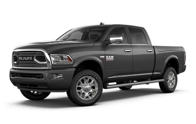 New 2018 Ram 2500 Laramie Limited Truck Crew Cab For Sale Estevan, SK