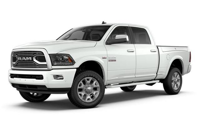 2018 Ram 2500 Limited Tungsten Edition Truck Crew Cab