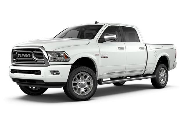 2018 Ram 2500 Limited Tungsten Edition Camion cabine Crew