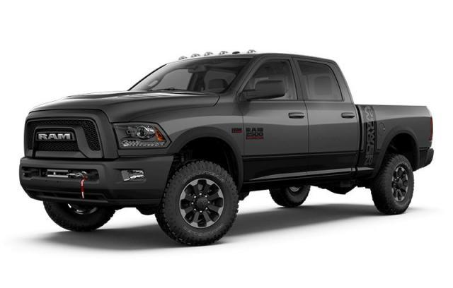 2018 Ram 2500 Power Wagon Camion cabine Crew