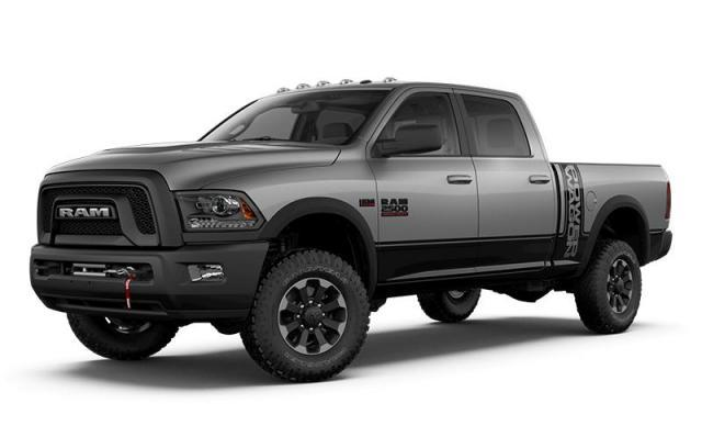 2018 Ram 2500 Power Wagon Truck Crew Cab