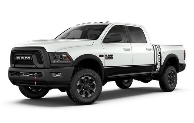 2018 Ram 2500 Power Wagon CREW CAB PICKUP