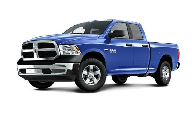 New 2018 Ram 1500 SXT Truck Quad Cab for sale in Victoria BC at Wille Dodge Chrysler Ltd.
