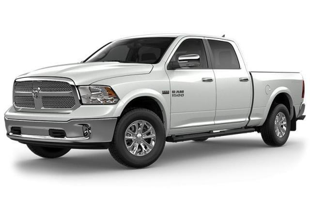 2018 Ram 1500 SLT Ecodiesel No Charge Leather Seats, NAV 4x4 Crew Cab