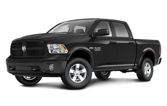 2018 Ram 1500 Outdoorsman CREW CAB PICKUP