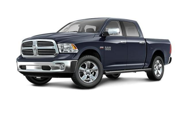 2018 Ram 1500 Big Horn Camion cabine Crew