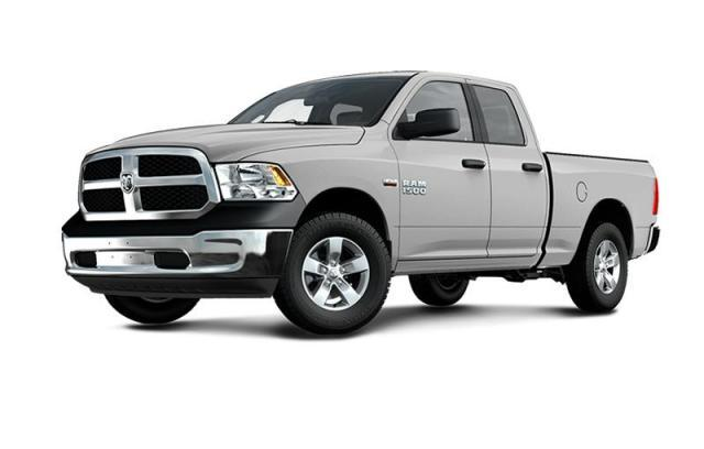 New 2018 Ram 1500 SXT Truck Quad Cab 1C6RR7FT7JS219588 for sale in Windsor, Ontario