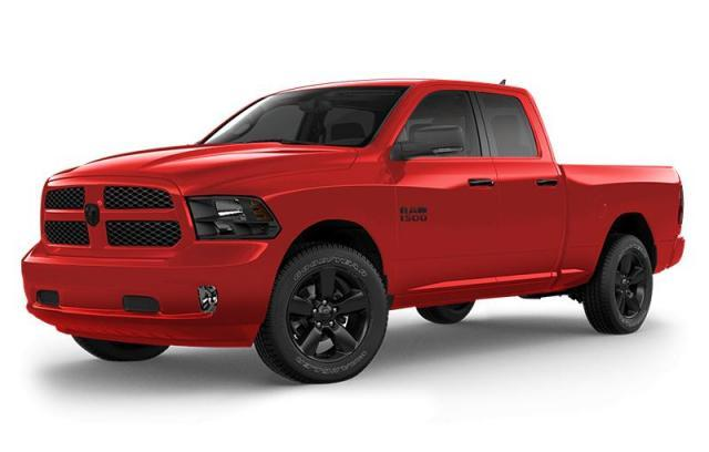 New 2018 Ram 1500 Express Blackout Truck Quad Cab in Windsor, Ontario