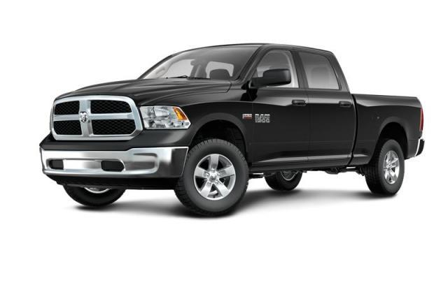 New 2018 Ram 1500 SXT Truck Crew Cab for sale in Victoria BC at Wille Dodge Chrysler Ltd.