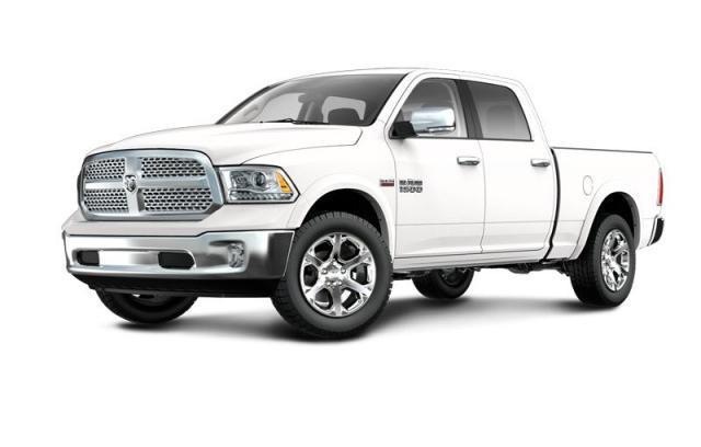 2018 Ram 1500 Laramie CREW CAB PICKUP