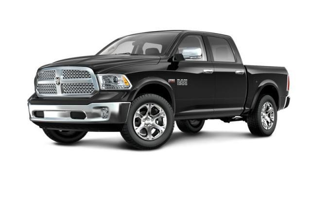 New 2018 Ram 1500 Laramie Truck Crew Cab for sale in Mississauga