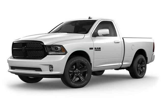 2018 Ram 1500 Night Edition