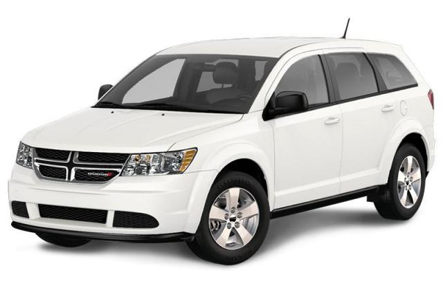2018 Dodge Journey Canada Value Package VUS
