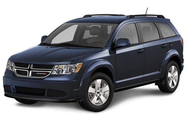2018 Dodge Journey SE Plus SUV