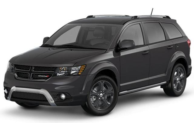 2018 Dodge Journey Crossroad FWD Flexible Seating, Driver Convenience Group