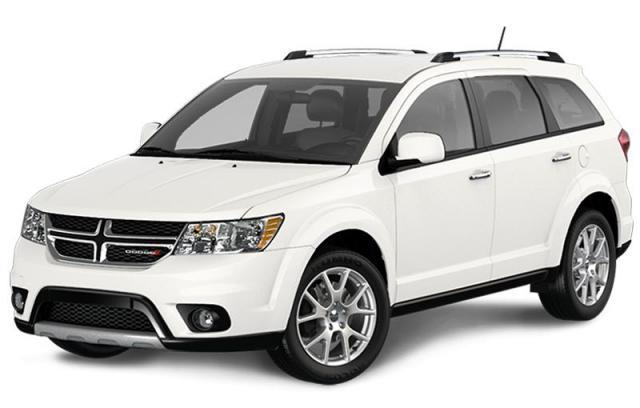 2018 Dodge Journey GT AWD SUV