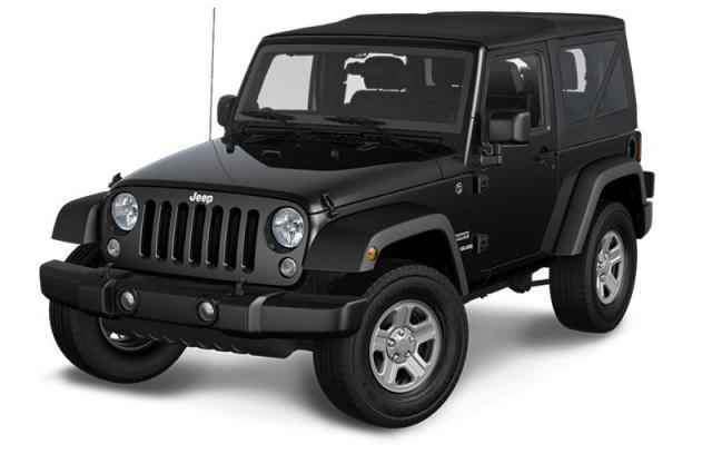 2018 Jeep Wrangler JK Sport SUV 1C4AJWAG4JL857860