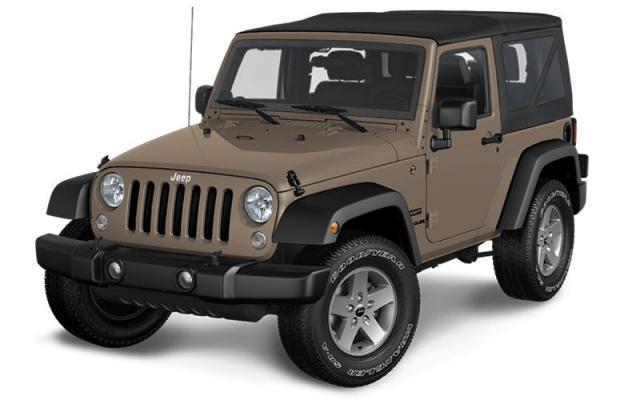 2018 Jeep Wrangler JK Sport S SUV