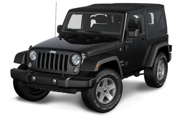2018 Jeep Wrangler JK Sport S VUS