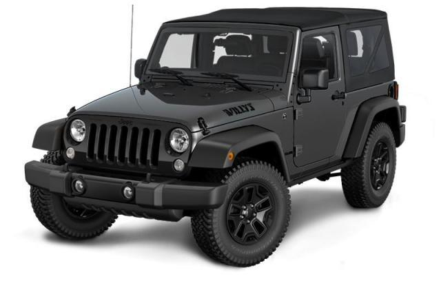 2018 Jeep Wrangler JK Willys Wheeler SUV