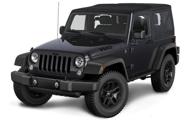 2018 Jeep Wrangler JK Sport SUV