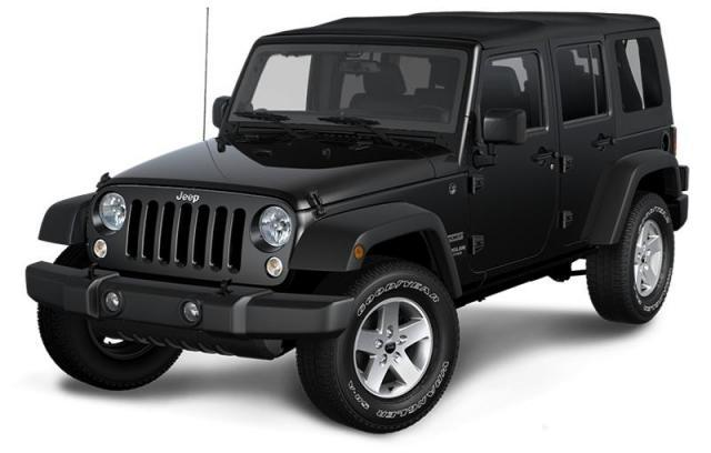 2018 Jeep Wrangler JK Unlimited Sport S VUS