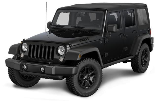 2018 Jeep Wrangler JK Unlimited Sport VUS