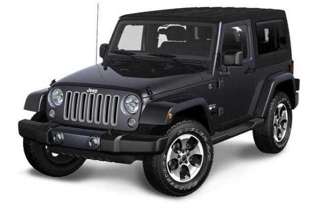 2018 Jeep Wrangler JK Sahara VUS