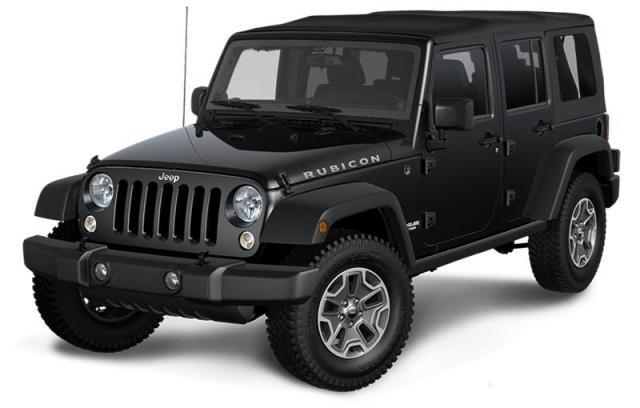 2018 Jeep Wrangler JK Unlimited Rubicon VUS