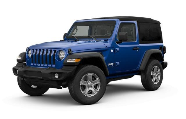 2018 Jeep All-New Wrangler Sport S VUS