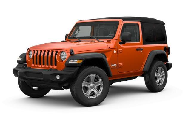 2018 Jeep All-New Wrangler Sport VUS