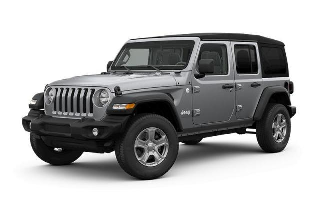2018 Jeep All-New Wrangler Unlimited Sport S VUS