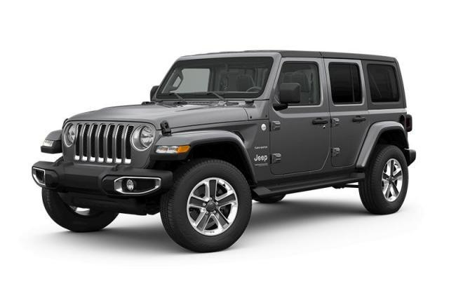 2018 Jeep Wrangler Unlimited Sahara VUS
