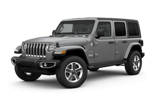 2018 Jeep All-New Wrangler Unlimited Sahara SUV