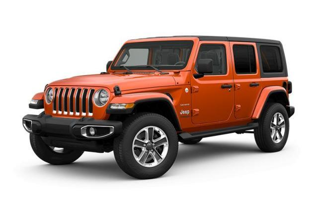 2018 Jeep All-New Wrangler Unlimited Sahara 18-7557
