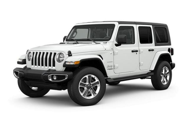 2018 Jeep All-New Wrangler Sahara SUV 1C4HJXEG1JW107670