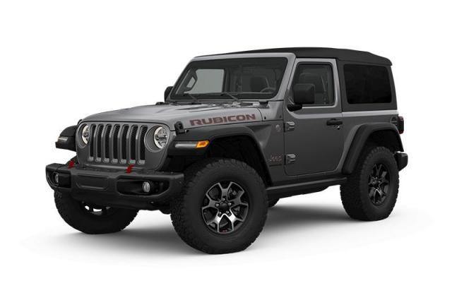New 2018 Jeep All-New Wrangler Rubicon SUV for sale in Victoria BC at Wille Dodge Chrysler Ltd.