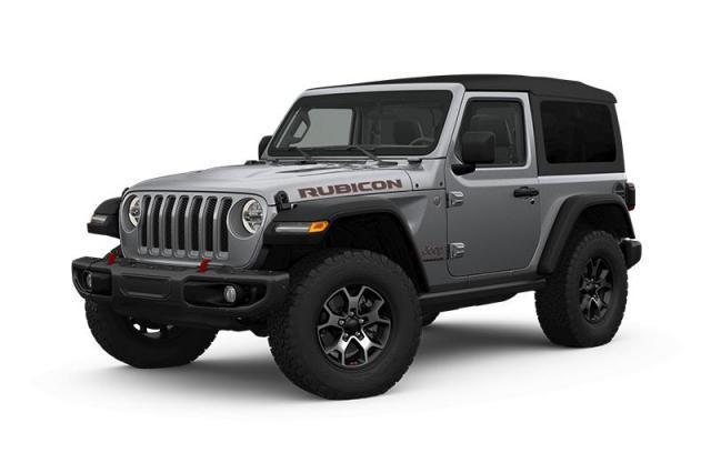 2018 Jeep All-New Wrangler Rubicon VUS