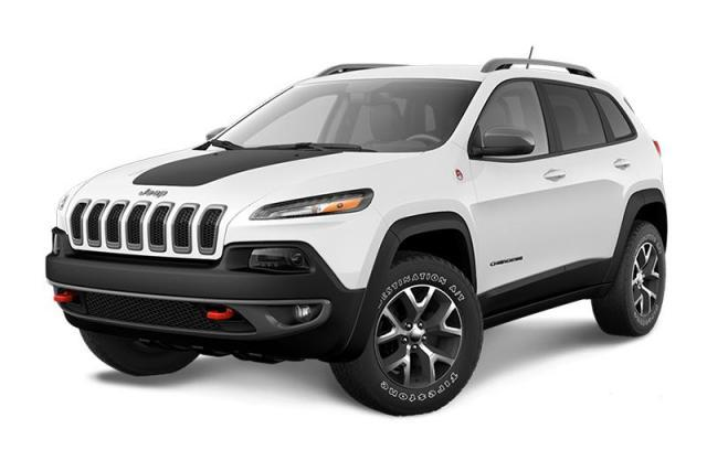 New 2018 Jeep Cherokee Trailhawk SUV For Sale/Lease Vancouver, BC