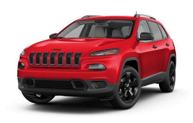2018 Jeep Cherokee Altitude VUS