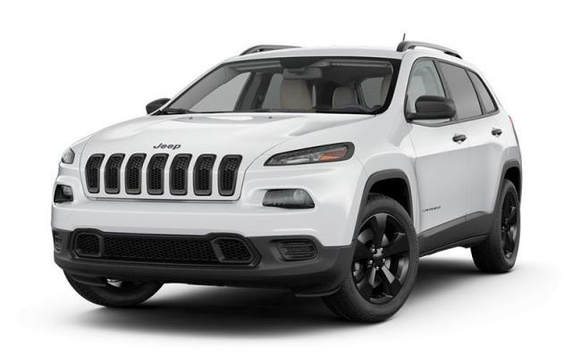New 2018 Jeep Cherokee Altitude SUV for sale in London, Ontario