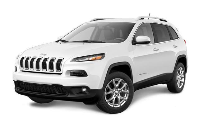 2018 Jeep Cherokee North VUS