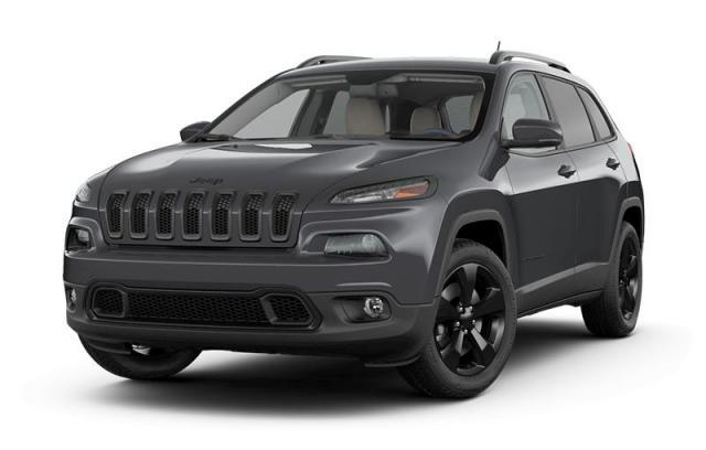 2018 Jeep Cherokee High Altitude VUS