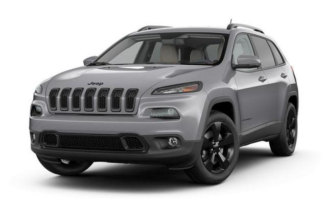 2018 Jeep Cherokee High Altitude SUV