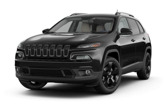 2018 Jeep Cherokee High Altitude SUV 1C4PJMDX9JD592275