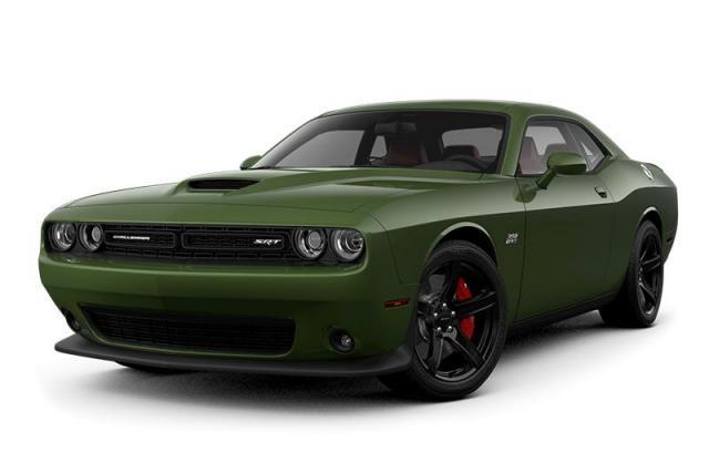 2018 Dodge Challenger SRT 392 Coupe