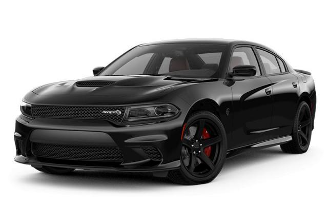 2018 Dodge Charger SRT Hellcat Berline