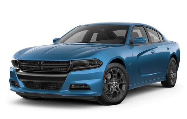 2018 Dodge Charger GT AWD Sedan